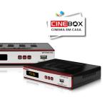 Atualização Cinebox Optimo HD