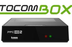 Atualização Tocombox PFC HD 2