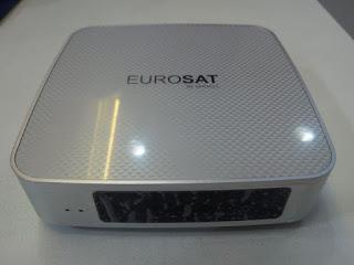 Atualização Eurosat HD
