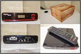 Atualização Superbox Benzo HD