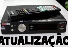 Atualização Cinebox Legend X IPTV OFF - SKS e IKS On
