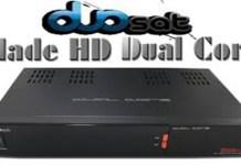 Atualização Duosat Blade HD Dual Core SKS e IKS On