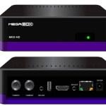 Atualização Megabox MG2 HD V750 Desbloqueio do SKS