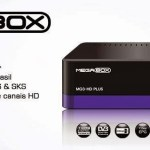 Atualização Megabox MG3 HD V750 Reabilitando seu SKS