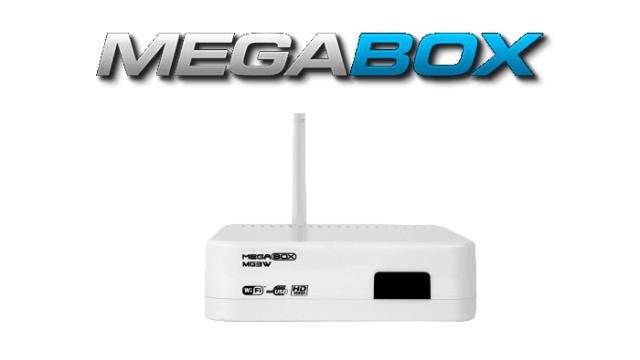 Atualização Megabox MG3W HD V750 SKS Reabilitado