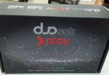 Atualização Duosat Play HD V2.0 Correção do IPTV On Demand