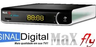 Atualização Maxfly Iflex HD V3.004 dia 31 de outubro