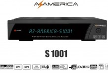 news-azamerica-s1001-hd-atualizao-funcionando-sks-e-iks-news-portal-dos-receptores