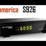 Azamerica S926 HD Atualização V2.29 Liso em SKS e IKS