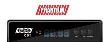Atualização Phantom CS1 V.1.25