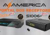 Sua Nova Atualização Azamerica S1006+ Plus HD