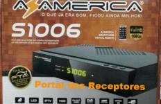 Atualização Azamerica S1006 HD