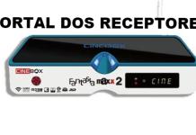 Atualização Cinebox Fantasia Maxx 2 HD sem travas
