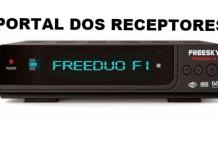 Atualização Freesky Freeduo F1 HD Corrigida