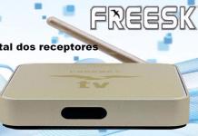 Baixe aqui sua Atualização Freesky OTT Box 4k Android