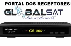 Atualização Globalsat GS300 HD Estabilizada