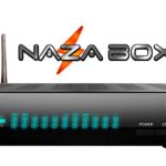 Atualização Nazabox S1010 Plus HD Correção de Bugs