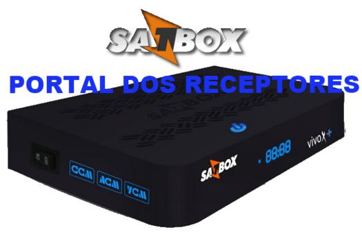 Baixe aqui sua Atualização Satbox Vivo X+