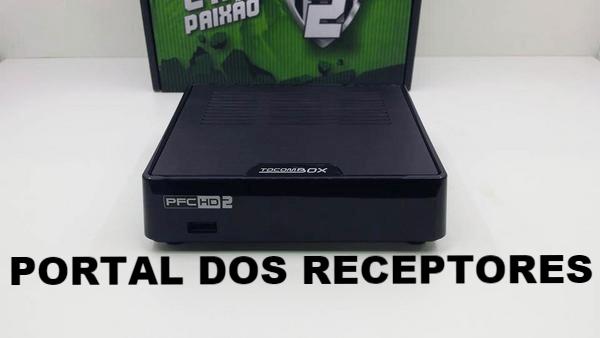 Atualização Tocombox PFC HD 2 Melhorada