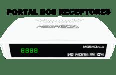 Atualização Megabox MG5 HD Plus correção de Canais