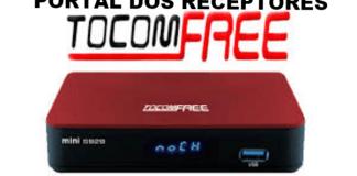 Baixe aqui sua Atualização Tocomfree Mini S929 HD