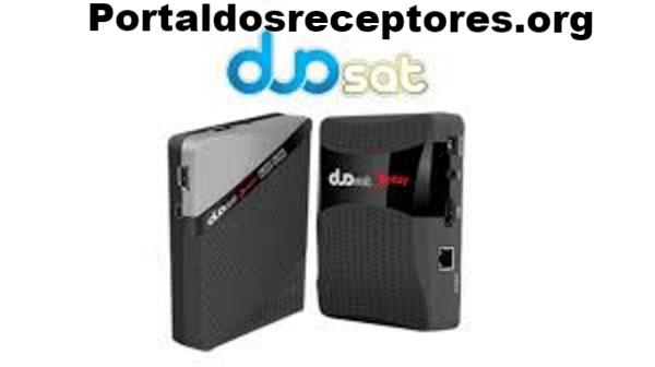 Nova Atualização Duosat Play IPTV