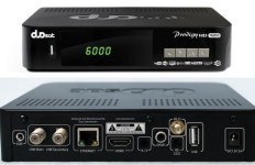 Nova Atualização Duosat Prodigy HD Nano