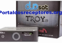 Atualização Duosat Troy HD Generation