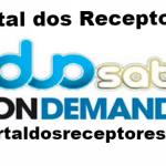 DUOSAT - ATUALIZAÇÕES TODOS OS RECEPTORES