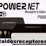 Baixar Atualização Power Net P990 HD 2