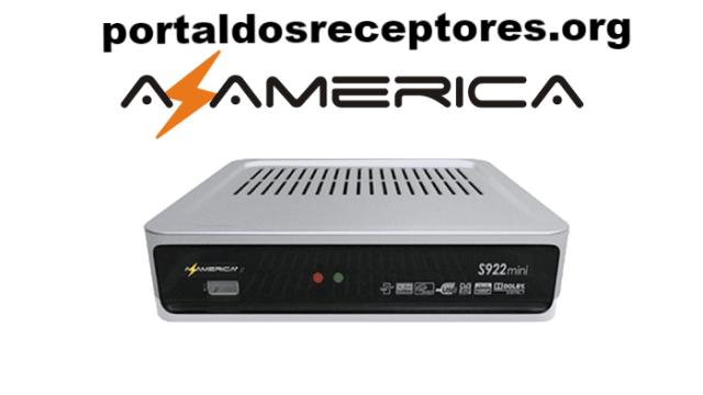 Liberada sua Atualização Azamerica S922 Mini
