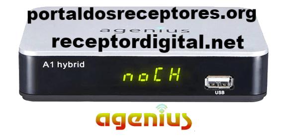 Atualização Agenius A1 Hybrid liberada
