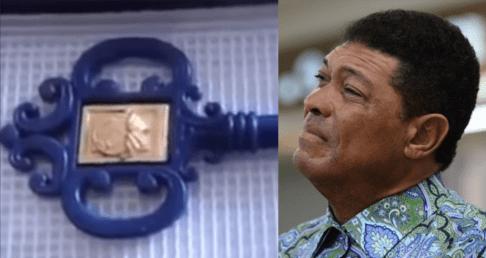 Apóstolo Valdemiro Santiago vende chave ungida por R$ 300.