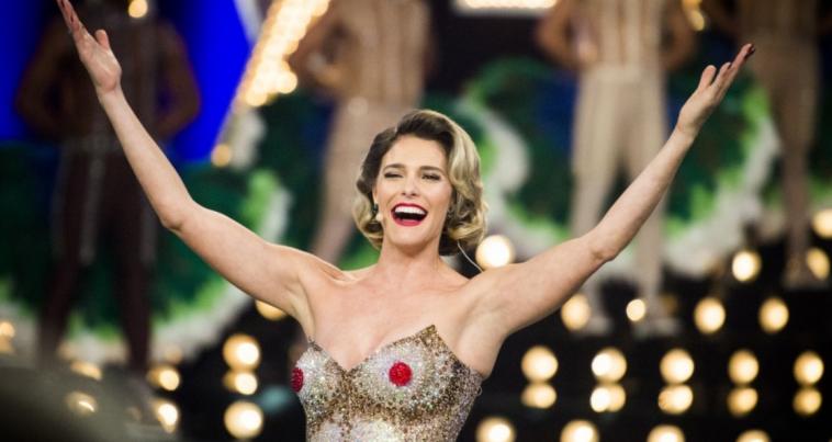 "Fernanda Lima comanda o ""Amor e Sexo"" desde 2009."
