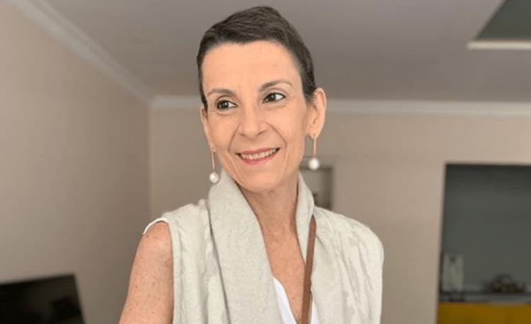 Cantora gospel Ludmila Ferber diz que deseja viver intensamente.