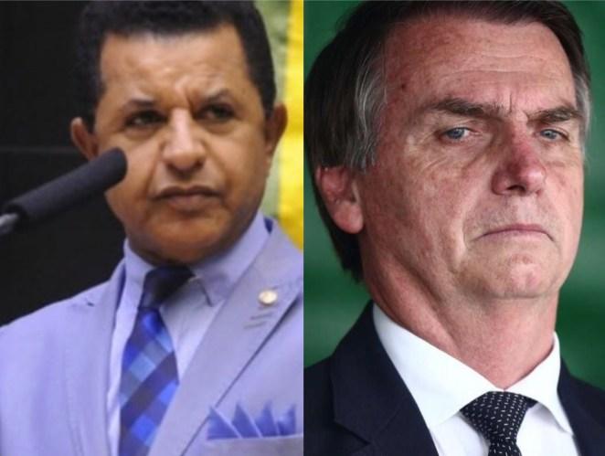 Abílio Santana é aliado de Jair Bolsonaro.