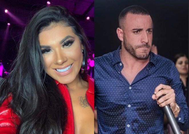 MC Pocahontas esclarece affair com Pastor Leonardo Sale.