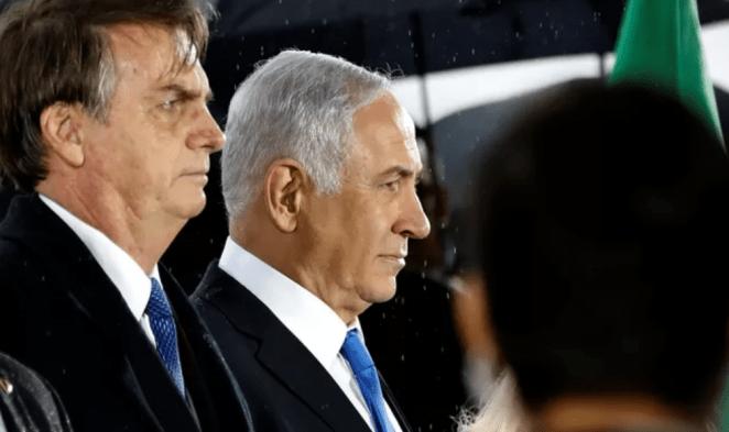 Bolsonaro opta por não transferir embaixada e abrir escritório em Jerusalém.