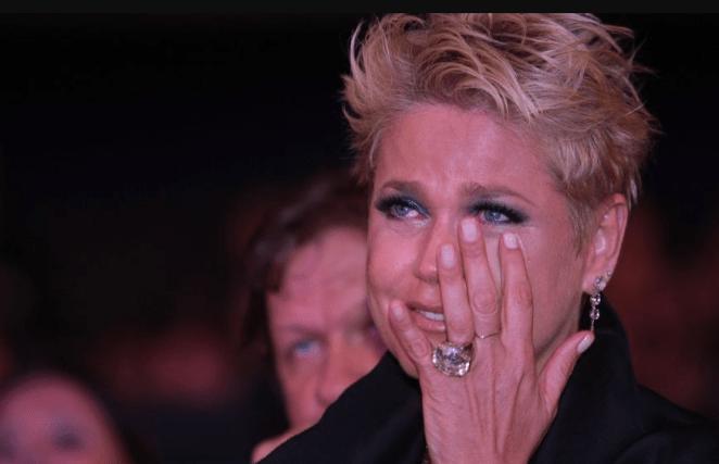 Xuxa faz revelação sobre Sasha e a maconha.