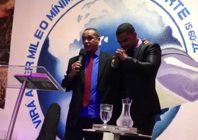 Cantor gospel Tonzão volta à música gospel após período de disciplina.