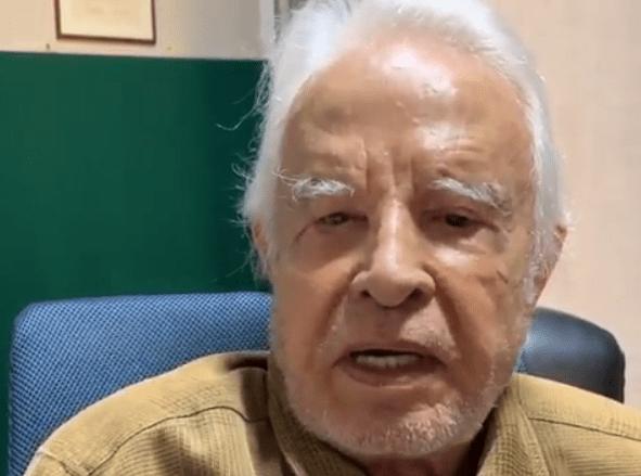 Evangélico, Cid Moreira comenta satanismo na TV Globo