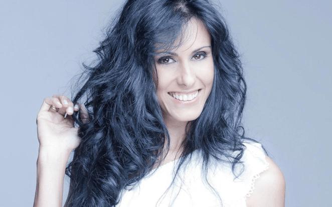 Cantora gospel Tania Regina Levy.