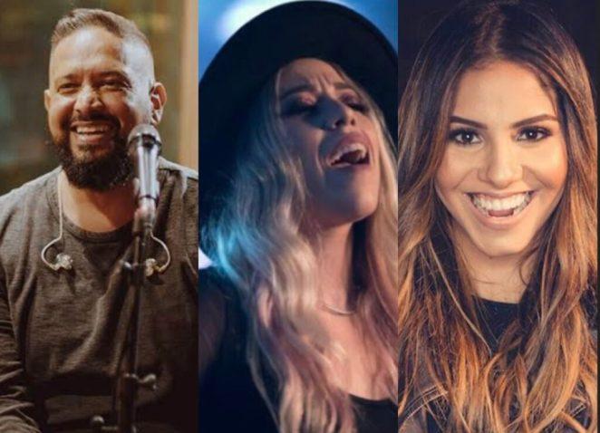 Fernandinho, Gabriela Rocha e Casa Worship foram destaques gospel em 2019.