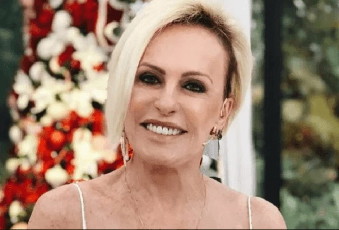 Ana Maria Braga revela câncer no pulmão.