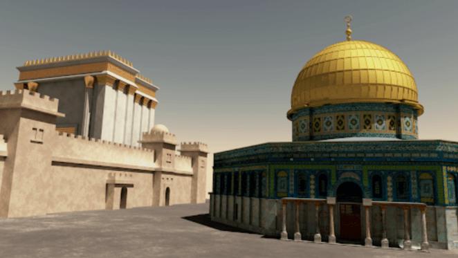 Terceiro Templo prevê fim dos tempos.