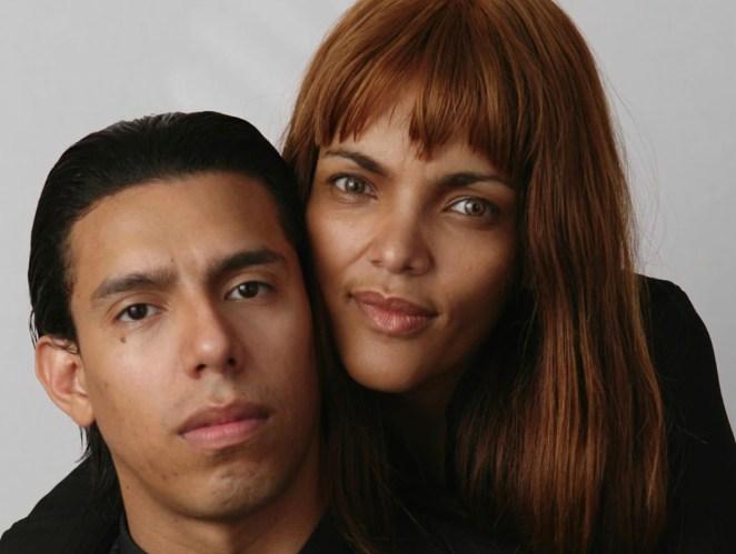 Cantora gospel Flordelis e o marido, pastor Anderson do Carmo.