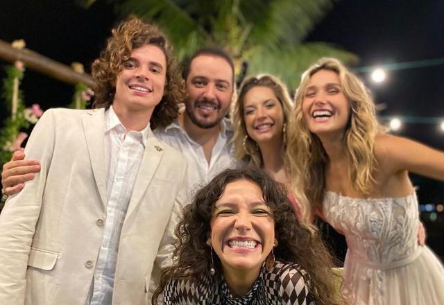 Veja fotos do casamento de João Figueiredo e Sasha Meneghel - Portal do  Trono