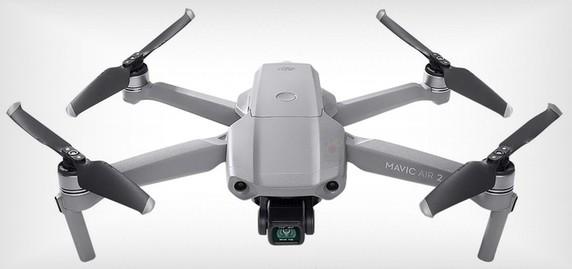 DJI Mavic Air 2 Fronte