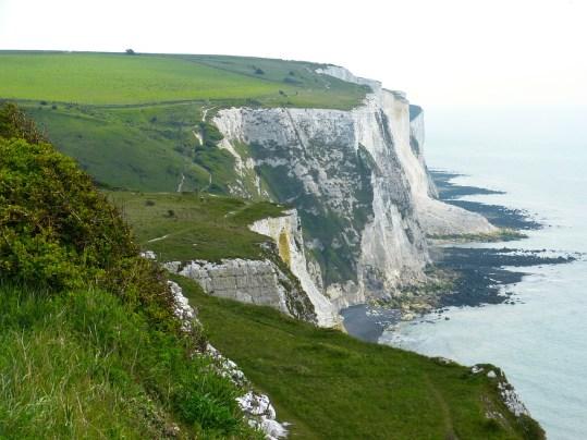 Scogliere di Dover da visitare
