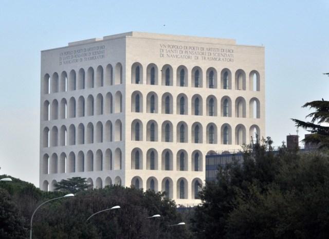 Palazzo della Civiltà Eur